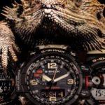 Limitowane G-Shock – Desert Camouflage w Time Trend