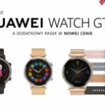 ¬Kup Huawei Watch GT 2 w wersji 42 mm i dobierz dodatkowy pasek w dobrej cenie