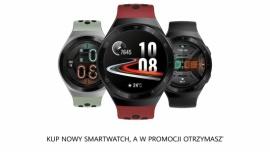 Huawei Watch GT 2e – już w sprzedaży z inteligentną wagą i nową aktualizacją Technologie, INNOWACJE - Huawei Watch GT 2e – najnowszy sportowy smartwatch marki zaprezentowany podczas oficjalnej premiery pod koniec marca – właśnie trafił do regularnej sprzedaży w rekomendowanej cenie 699 zł.