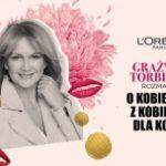 Grażyna Torbicka rozmawia… O kobietach, z kobietami, dla kobiet