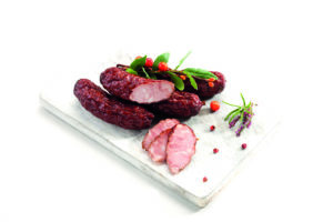 Mięsne przekąski na sylwestrowej imprezie