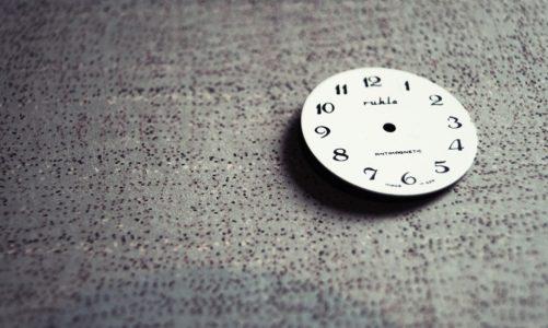 Zmiana czasu, data