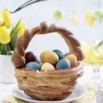 Wielkanocna dekoracja stołu prosto z Twojego piekarnika